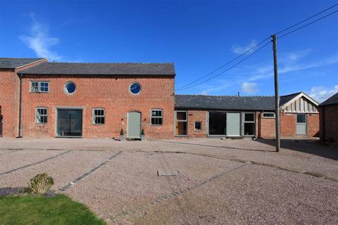 4 bedroom barn conversion for sale - Fauls Farm, Fauls, Whitchurch, Shropshire