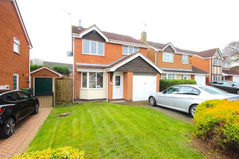 3 bedroom detached house to rent - Teal Close, Leicester Forest East