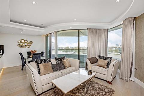 2 bedroom flat to rent - Tower One, The Corniche, Albert Embankment, Nine Elms, SE1