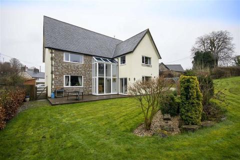 4 bedroom detached house for sale - Dolanog, Welshpool, SY21