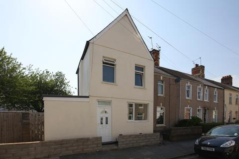2 bedroom end of terrace house to rent - Glamorgan Street, Canton