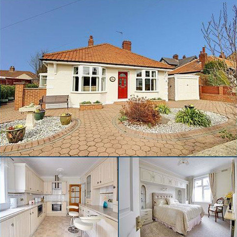 2 bedroom detached bungalow for sale - Central Gardens, South Shields, Tyne And Wear