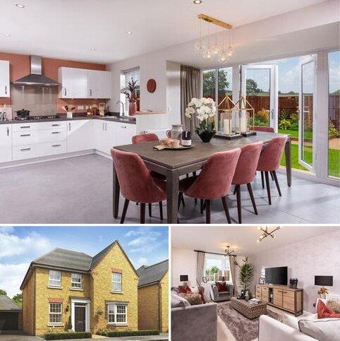 4 bedroom detached house for sale - Plot 18, Holden at Dunstall Park, Ventura Park Road, Bitterscote, TAMWORTH B78