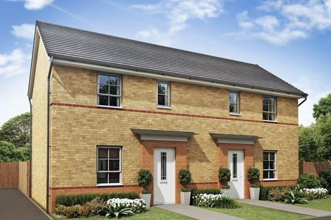 2 bedroom semi-detached house for sale - Plot 193, AMBER at Barratt Homes @Mickleover, Etwall Road, Mickleover, DERBY DE3
