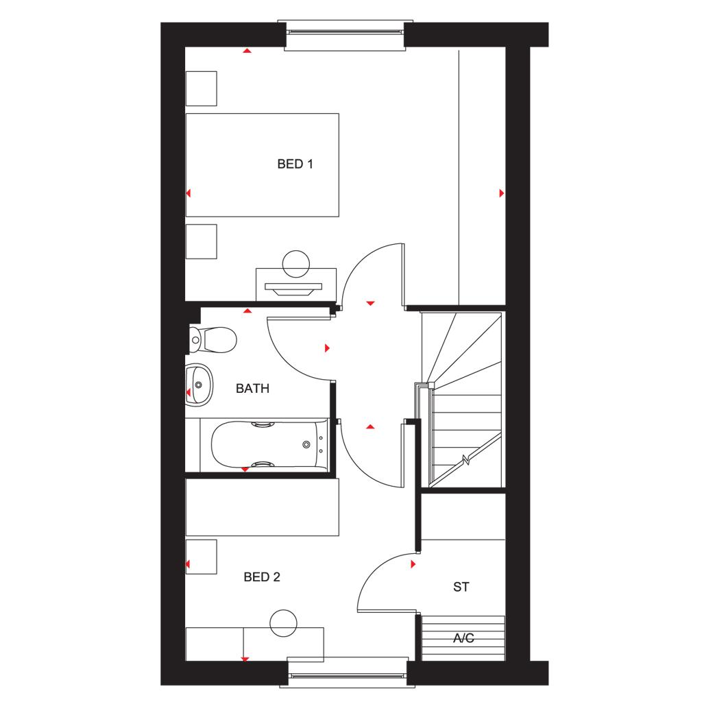Floorplan 2 of 2: Waltham