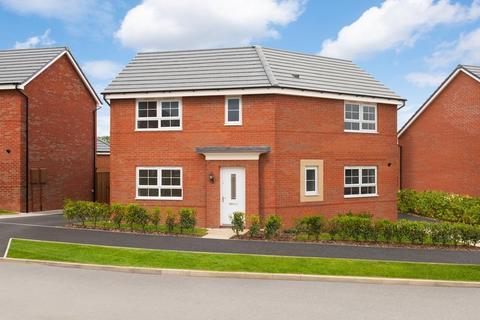 3 bedroom detached house for sale - Plot 248, ESKDALE at Newton's Place, Barrowby Road, Grantham, GRANTHAM NG31