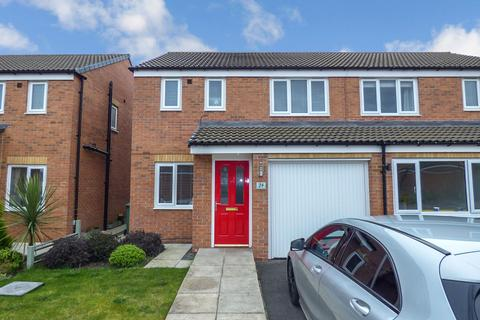 3 bedroom semi-detached house for sale - Buckthorn Crescent, Norton, Stockton-on-Tees, Cleveland, TS21 3LD
