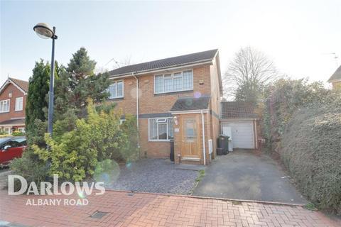 2 bedroom semi-detached house to rent - Beckgrove Close