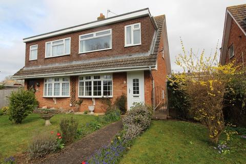3 bedroom semi-detached house to rent - Willsdown Road, Exeter