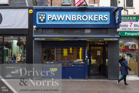 Retail property (high street) for sale - Seven Sisters Road, Holloway
