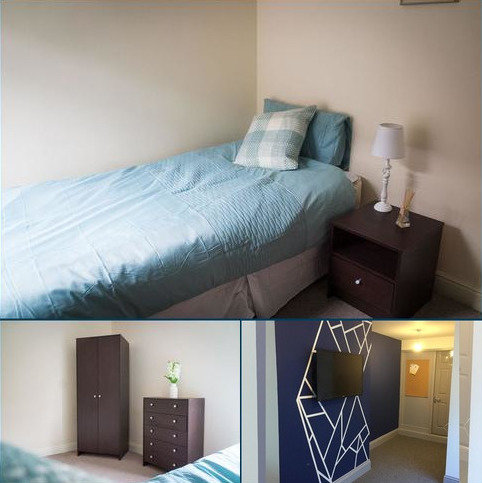 1 bedroom house share to rent - Room 4