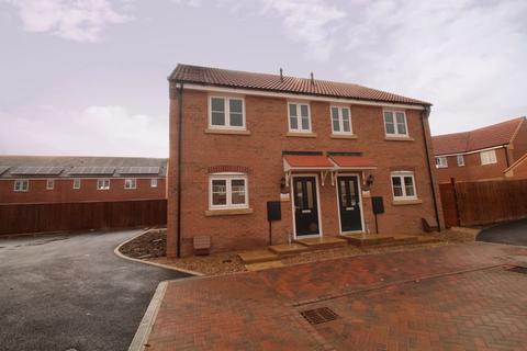 3 bedroom semi-detached house for sale - The Ashton, Eastrea Road, WHITTLESEY, Peterborough