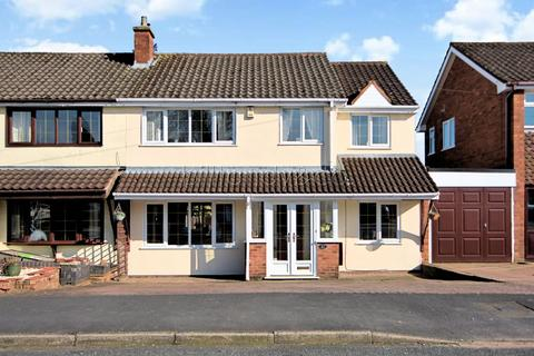 5 bedroom semi-detached house for sale - St Pauls Road, Burntwood, WS7