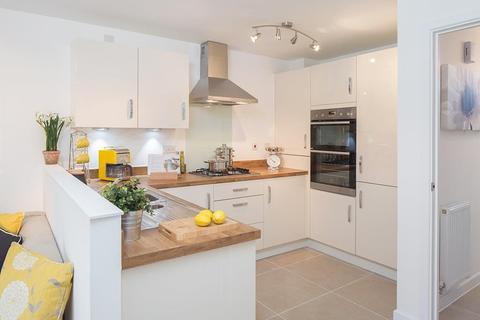 3 bedroom terraced house for sale - Plot 239, Cannington at Ladden Garden Village, Off Leechpool Way, Yate, BRISTOL BS37