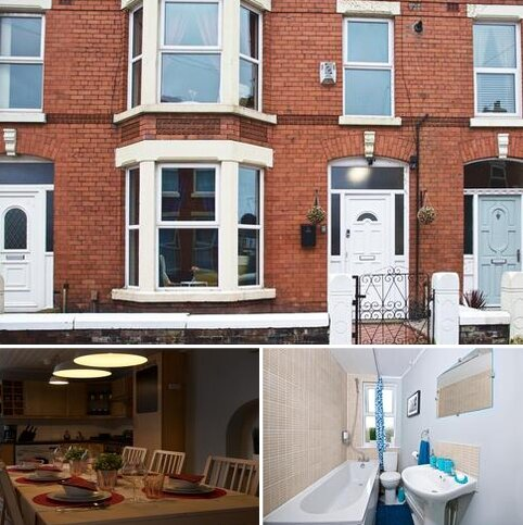 5 bedroom terraced house to rent - Russell Road, Liverpool L18