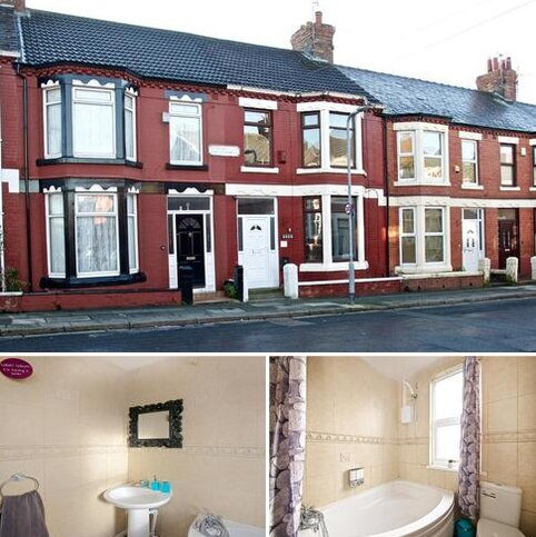 4 bedroom terraced house to rent - Fallowfield Road, Liverpool L15