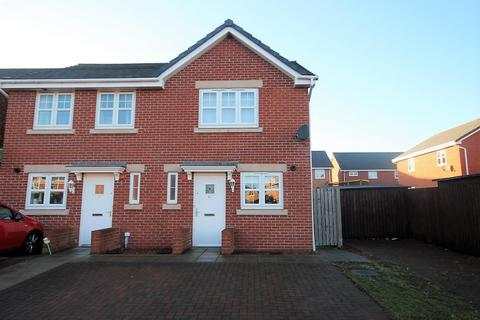2 bedroom end of terrace house to rent - Atlantic Crescent, Thornaby