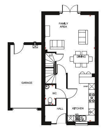 Floorplan 1 of 3: Leighfield