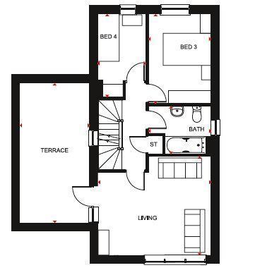 Floorplan 2 of 3: Leighfield