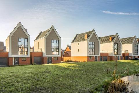 4 bedroom detached house for sale - Gimson Crescent, Tadpole Garden Village, SWINDON