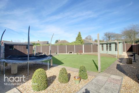 3 bedroom bungalow for sale - Westfields Close, Tilney St Lawrence