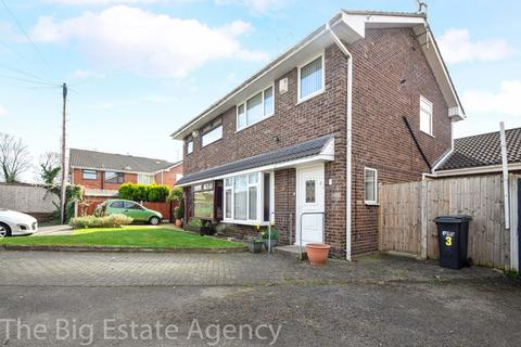 4 bedroom semi-detached house for sale - Weston Close, Garden City, Deeside, CH5