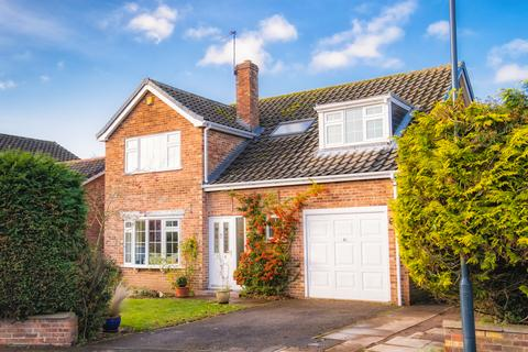 4 bedroom detached house for sale - Dower Chase, Escrick, York YO19