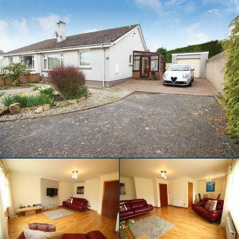 2 bedroom semi-detached house for sale - Woodville Park, Dairsie, KY15