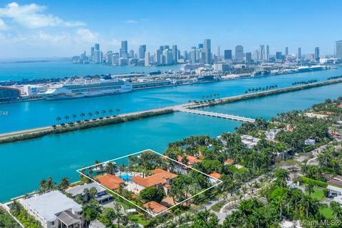 8 bedroom villa - Miami, Florida