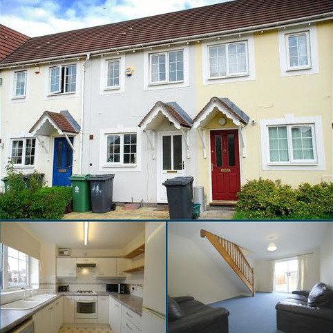 2 bedroom terraced house to rent - Dart Close, Quedgeley, Gloucester, GL2