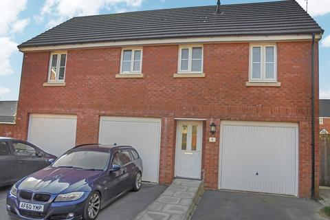 1 bedroom detached house for sale - Maes Meillion, Coity, Bridgend. CF35 6FJ
