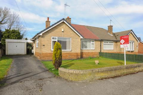 2 bedroom semi-detached bungalow for sale - Winster Close, Old Tupton, Chesterfield