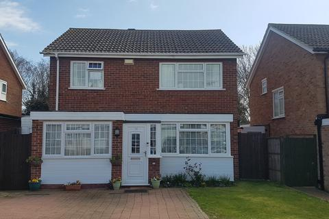 4 bedroom detached house for sale - Mellanby Close, Birchington