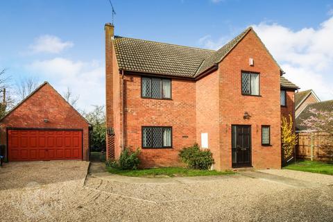 4 bedroom detached house for sale - Leamans Lane, Station Road, Cotton