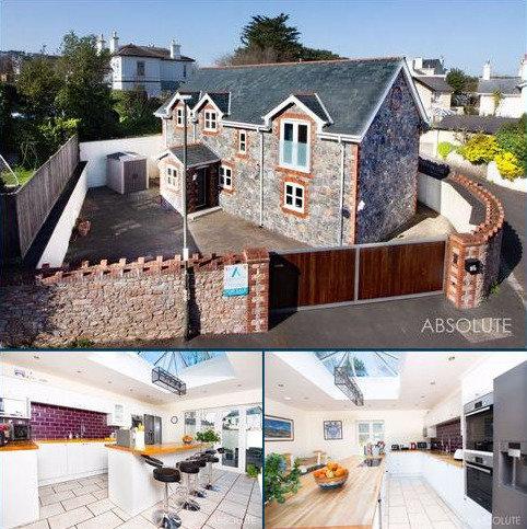4 bedroom detached house for sale - Kents Road, Torquay