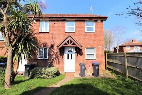2 bedroom end of terrace house for sale - Leeds Close, Worthing