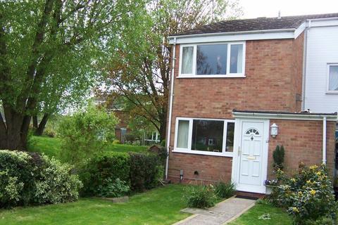 2 bedroom terraced house to rent - Buckden Close, Woodloes, Warwick, CV34 5XG