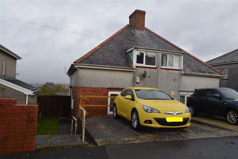 2 bedroom semi-detached house for sale - Goronwy Road, Cockett, Swansea
