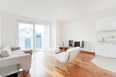 1 bedroom apartment to rent - Hawker Building, Chelsea Bridge Wharf, London, SW11