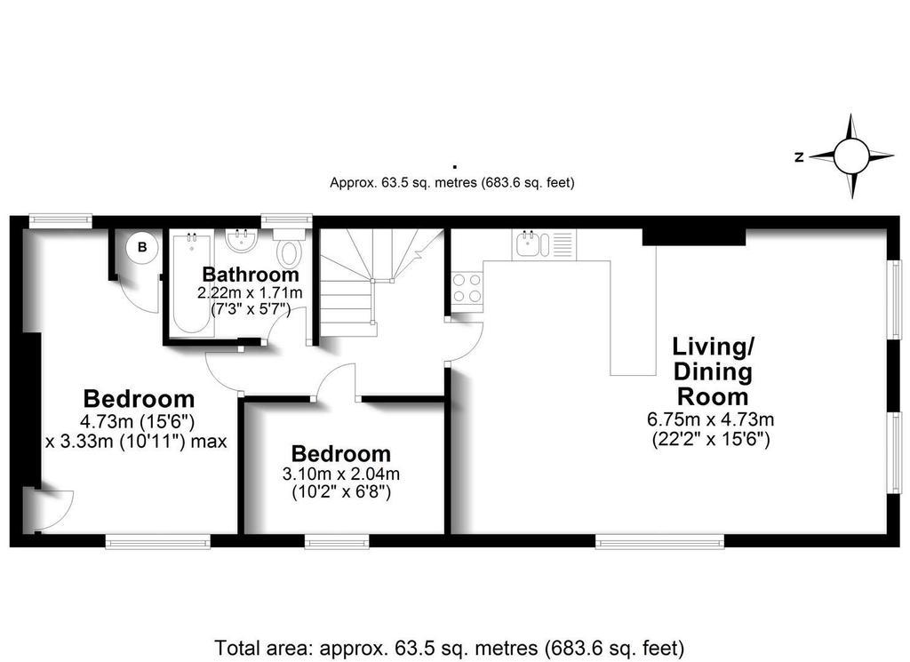 Floorplan: 87a st James St.jpg