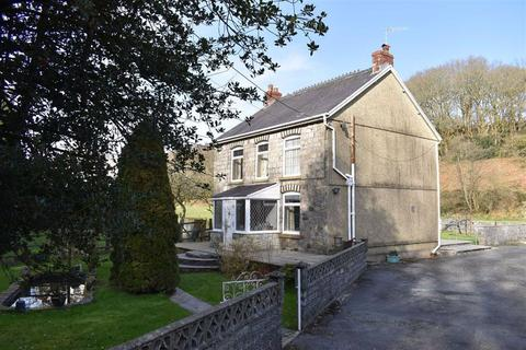 3 bedroom property with land for sale - Ynys Tre Deg, Upper Cwmtwrch