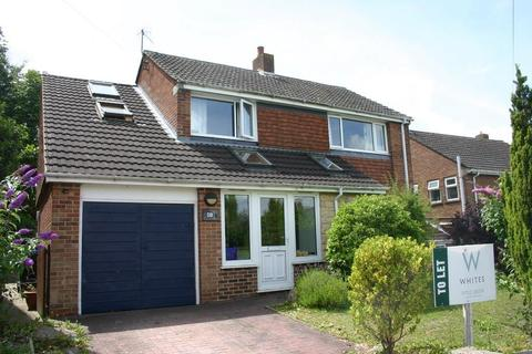3 bedroom detached house to rent - LAVERSTOCK - Silverwood Drive