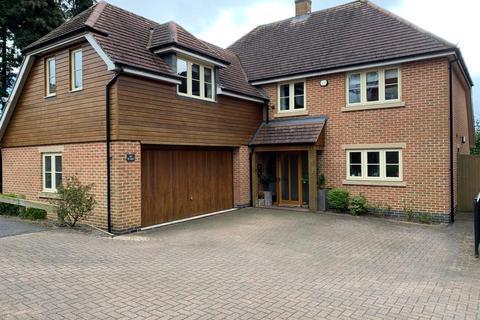 4 bedroom detached house for sale - The Green, Mickleover, Derby