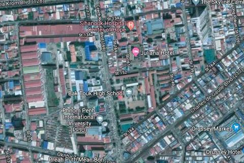 Land - Veal Vong, 7 Makara, Phnom Penh, KHSL003A