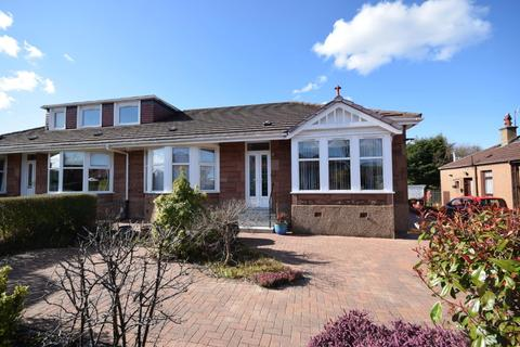 3 bedroom semi-detached bungalow for sale - Carleton Drive , Giffnock , Glasgow, G46 6AJ