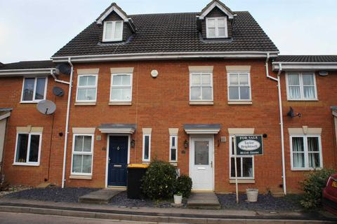3 bedroom terraced house for sale - Armstrong Drive, Bedford