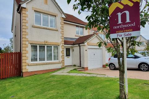 4 bedroom detached house for sale - Charleston View, Cove, Aberdeen, AB12 3QG