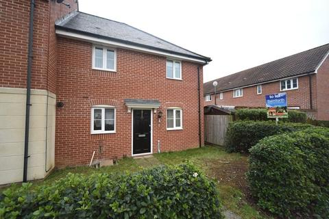 3 bedroom end of terrace house to rent - Hundred Acre Way, Red Lodge, Bury St. Edmunds, Suffolk, IP28