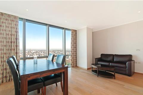 1 bedroom flat to rent - No 1 West India Quay, Hertsmere Road, Nr Canary Wharf, London, E14