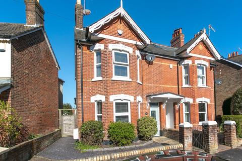 3 bedroom semi-detached house for sale - Clarence Road, Lower Parkstone, Poole, Dorset, BH14